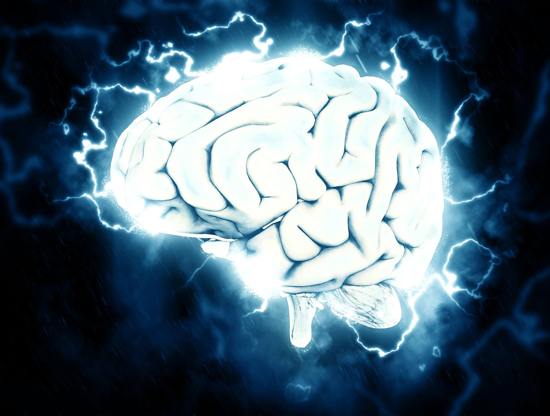 Lightning brain chip